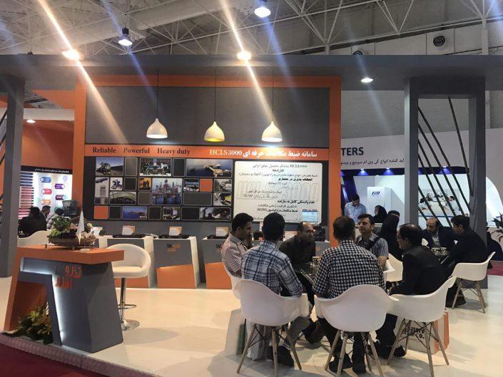 گزارش تصویری از غرفه شرکت مهندسی تذرو افزار در بیست و سومین نمایشگاه بین المللی الکامپ
