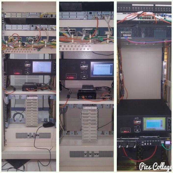 ضبط مکالمات ایستگاهی مدل حرفه ای E-HCLS3000