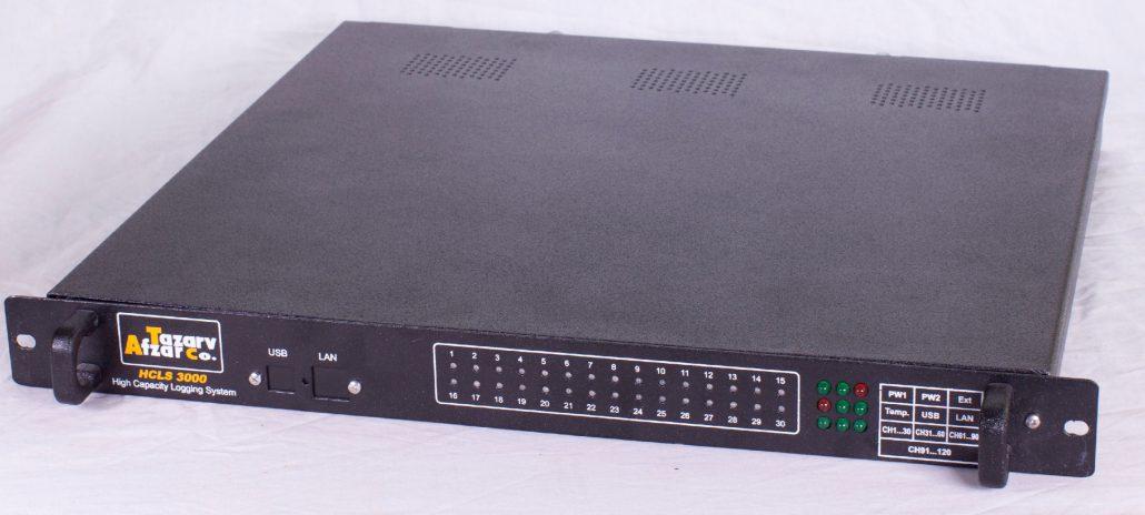 نصب و راه اندازی 5 ماجول جدید صنعتی سیستم ضبط مکالمات حرفه ای HCLS3000 در 5 مرکز اصلی شرکت توزیع نیروی برق استان سیستان و بلوچستان