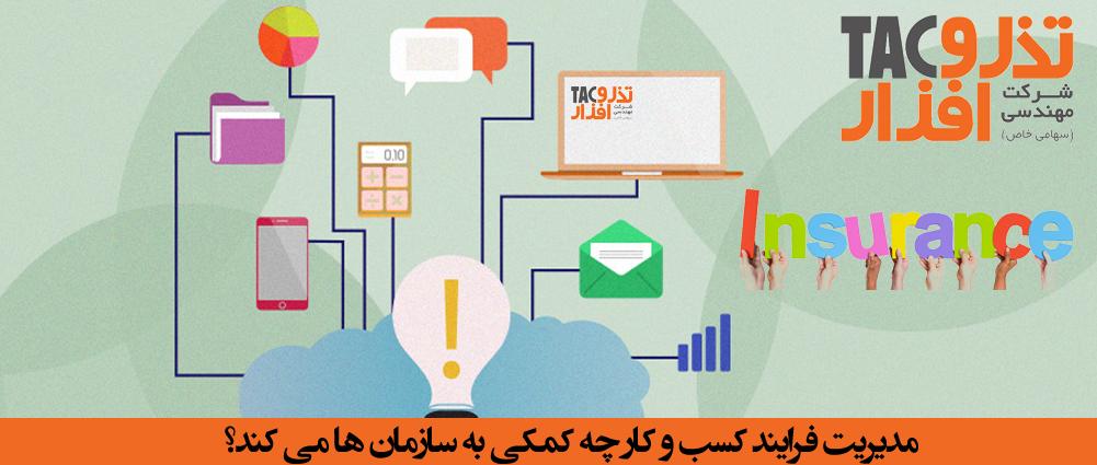 مدیریت فرایند کسب و کار چه کمکی به سازمان ها می کند؟