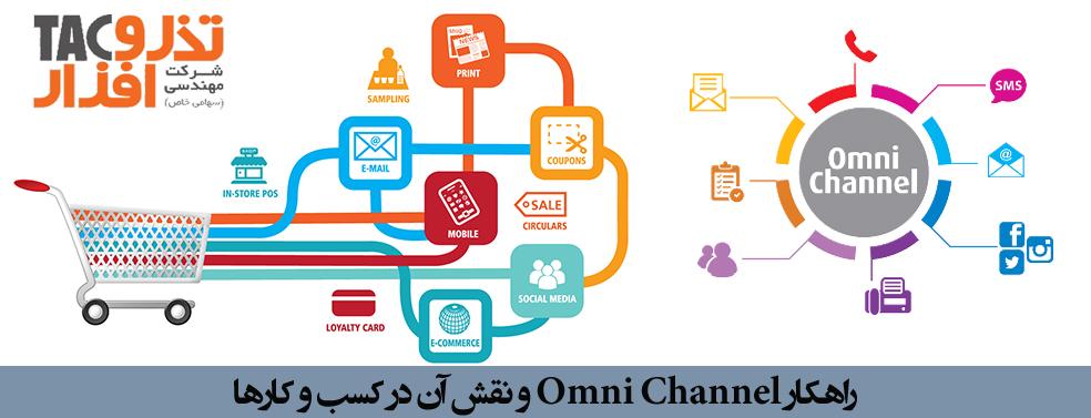 راهکار Omni Channel و نقش آن در کسب و کارها